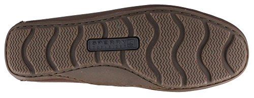 On W Driver Driver Men's Slip Sperry 12 Wave Brown Venetian w7XxqRO