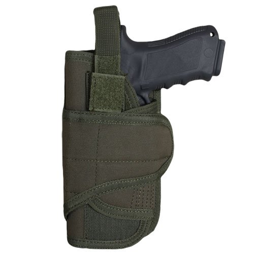 Fox Outdoor Products 58-7805 Cyclone Vertical Mount Modular Holster, Left Hand by Fox Outdoor