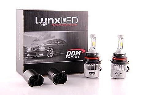 Amazon.com: DDM Tuning Lynx - Bombillas LED para faros ...
