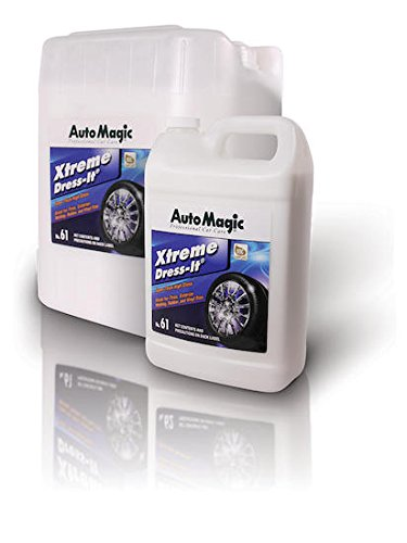 Xtreme Dress-It by Auto Magic - Super Thick Water-Based Dressing - 1 Gallon