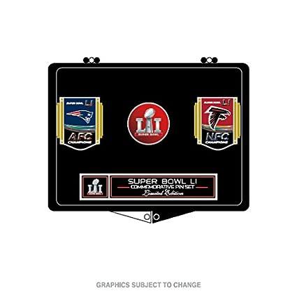 1ddcd0006 Image Unavailable. Image not available for. Color  Wincraft Super Bowl LI ( 51) Patriots vs. Falcons ...