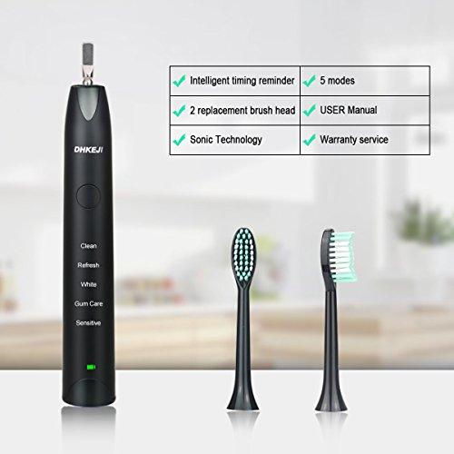 Electric Toothbrush - Sonic Electric ToothbrushWaterproof
