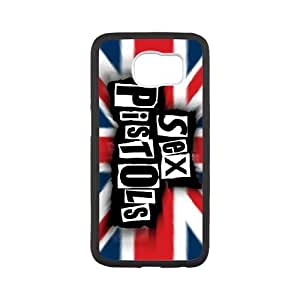 Samsung Galaxy S6 Phone Cases White The Sex Pistols FYD731987