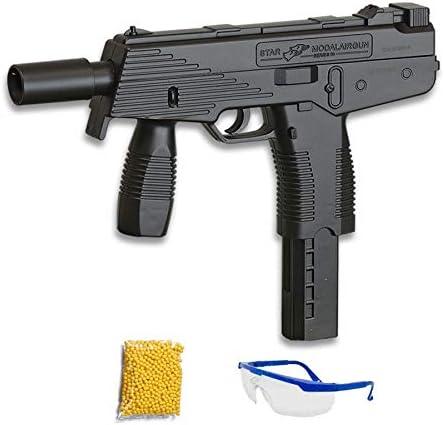 M30 Double Eagle Pistola de Airsoft Calibre 6mm (Arma Aire Suave de Bolas de plástico o PVC). Sistema: Muelle. <3,5J