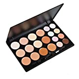 Easy lifestyles Professional 20 Warm Colors Concealer Camouflage Foundation Makeup Contour Palette Face Contouring Kit