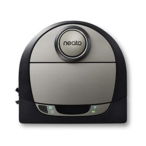 Neato Robotics Botvac D7 Connected Robot Vacuum – Laser Navigation, Wi-Fi Connectivity, Ideal for Corners, Pet Hair…