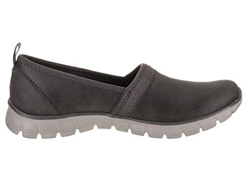Slip Sneakers Skechers 3 EZ Womens Charcoal Songful 0 On Flex x6UCwCqP4R