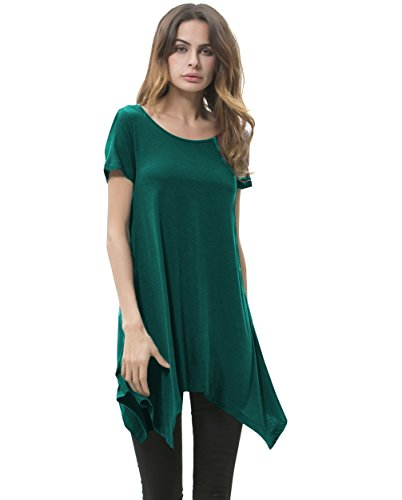 Songbai Womens Swing Tunic Flattering product image