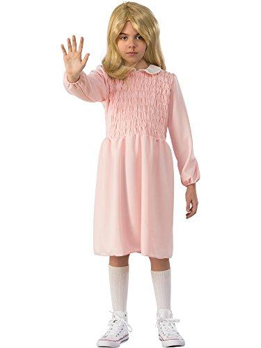Rubie's Girls Stranger Things Eleven's Dress