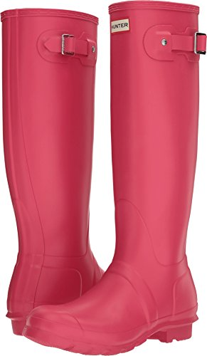 Hunter Women's Original Tall Bright Pink Boot