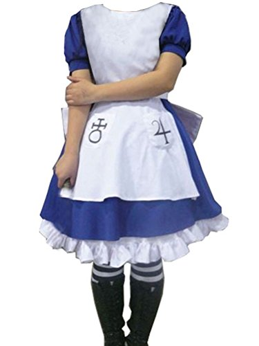 Madness Returns Costumes (Cuterole Alice Dress Alice Madness Returns Alice Cosplay Halloween Costume)