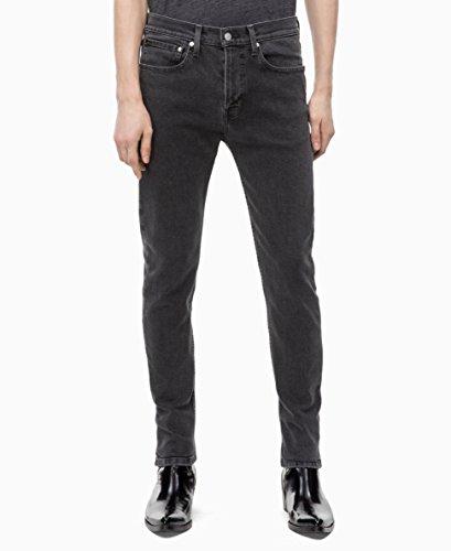 Calvin Klein Men's Skinny Fit Jeans, Atlanta Grey, 32W x 32L