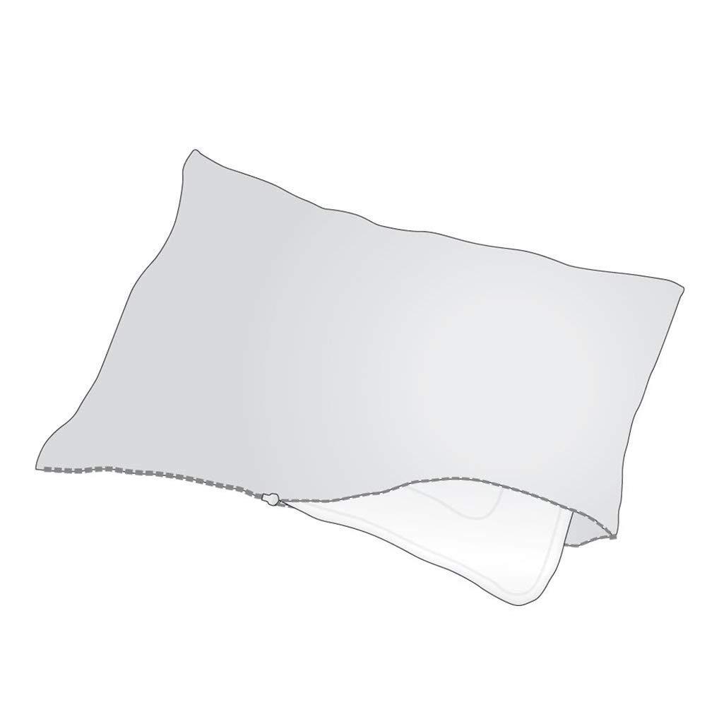 40 x 60 cm 100 /% Coton SETEX Housse de taie d/'oreiller anti-allerg/ène Wei/ß Allergo 14AG040060751002
