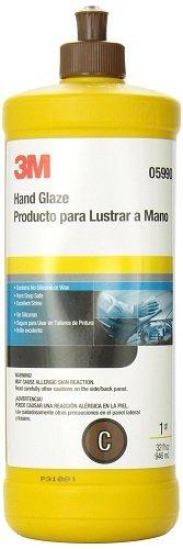 3M 05990 Hand Glaze - 1 Quart