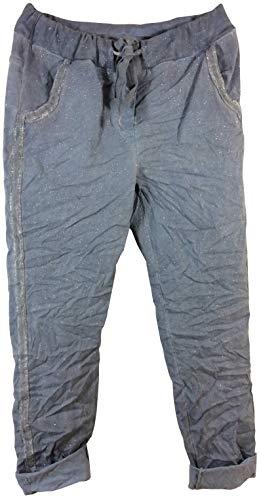 Décontracté Pour Femme Vexcon Pantalon Bleu HqSAU