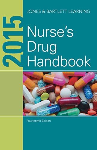2015 Nurse's Drug Handbook Pdf