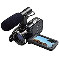 "PowerLead Puto PLD052 3.0"" TFT Flash Digital Camera 16X Digital Zoom LCD Rotation Screen Digital Camera"