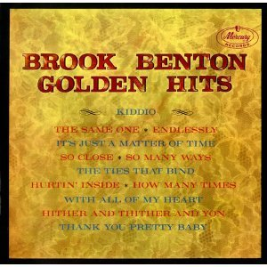 Price comparison product image BROOK BENTON GOLDEN HITS (MG 20607) High Fidelity