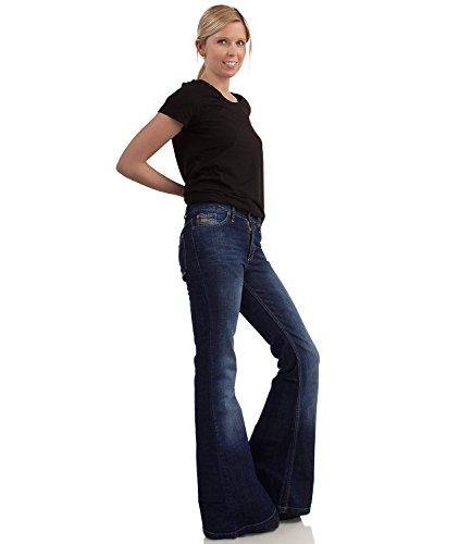 Comycom Mujer Para Campana Básico Vaqueros Azul wxSaqR