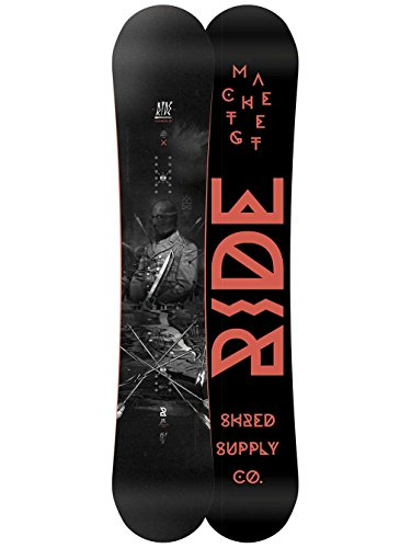 Ride Machete (Ride Machete GT Snowboard One Color, 157cm)