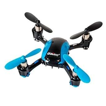 UDI RC U839 2.4G 3D Nano RC Quadcopter, Blue