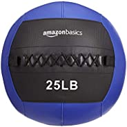 Amazon Basics Wall Ball, 25 lb, Black