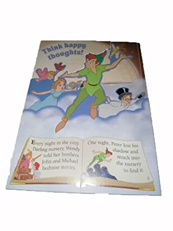 Disney Peter Pan Geburtstagskarte Basteln Thin Happy