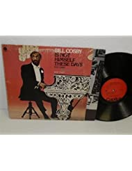 BILL COSBY Is Not Himself These Days LP Capitol ST-11530 (1976) comedy album