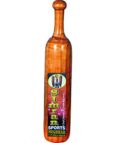 SIMRAN SPORTS 5KG Mugdar Wooden (Best Quality Sold by Simran Sports) Price & Reviews