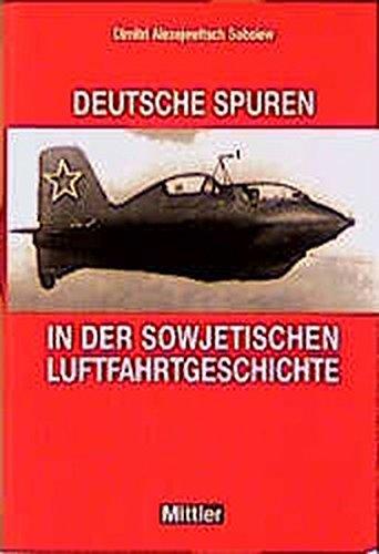 Deutsche Luftfahrtforscher in der Sowjetunion von 1945 bis 1953