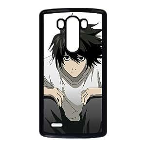 LG G3 Phone Case Black Death Note HDS332953