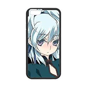 HD exquisite image for iPhone 6 4.7 inch Cell Phone Case Black yin darker than black Popular Anime image WUP6771501