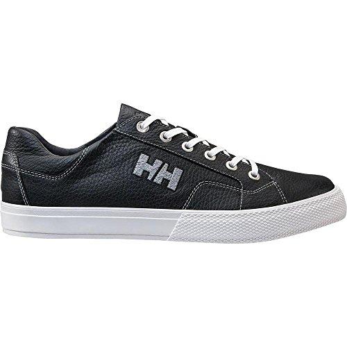 Helly Mocasines 46 para Exalibur Hombre EU Negro 990 2 5 Fjord White Black Lv Hansen wRAU4