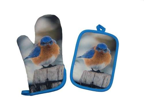 Songbird Essentials SEEK9624 Holder Bluebird