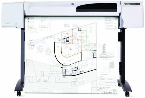 HP Designjet Impresora HP Designjet 510ps de 42 pulg. - Impresora de gran formato (55 sec/page, 2400 x 1200 DPI, HP Designjet 510 Printer color_name: Amazon.es: Informática