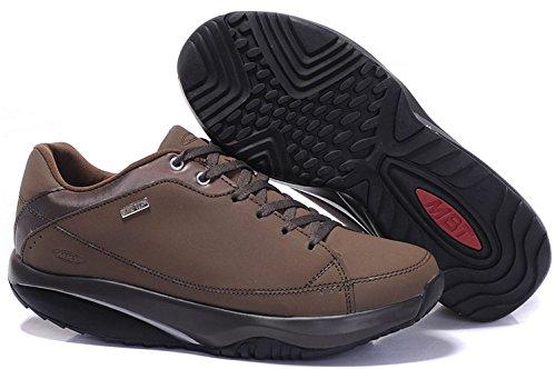 Gtx Chocolate (MBT Women's Vizuri GTX Casual Shoe,Chocolate,41 M EUR/10-10.5 B(M) US)
