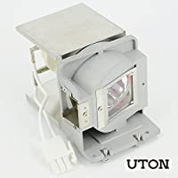 Uton Replacement Projector Lamp SP-LAMP-069 for INFOCUS IN112 IN114 IN114ST IN116 projector