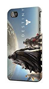 Destiny Limited Edition Game Snap on Plastic Case Cover Compatible with Apple iPhone 5s