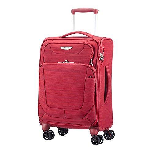 Trolley Cabina Samsonite | 4 Ruote 55 | Linea Spark | 38V004-New Red