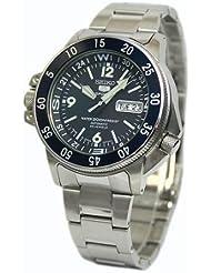 Seiko Men's SKZ209J1 Dark Blue Dial Watch