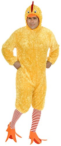Funky Chicken Adult Costume - Large