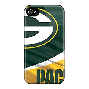 High Impact Dirt/shock Proof Cases Covers For Iphone 6 (green Bay Packers)