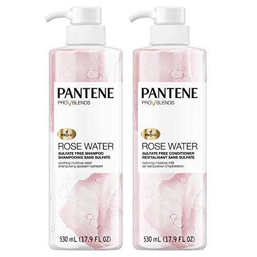 Pantene Shampoo and Sulfate