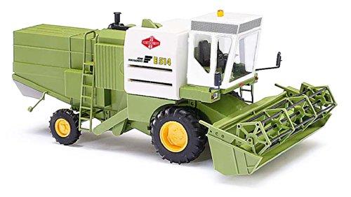 Busch Cars - BUV40173 - Modellismo - Combine Fortschritt E514 - verde Light
