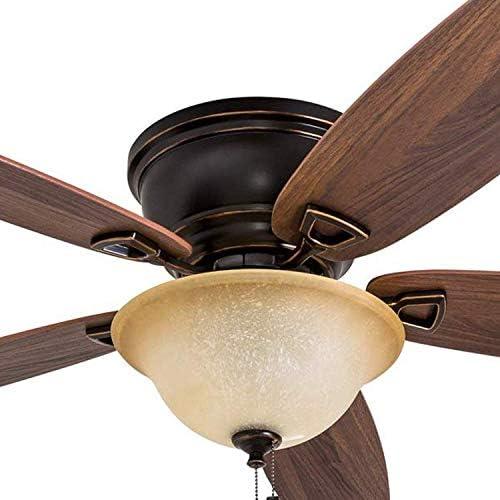 Honeywell 50517-01 Quick-2-Hang Hugger Ceiling Fan