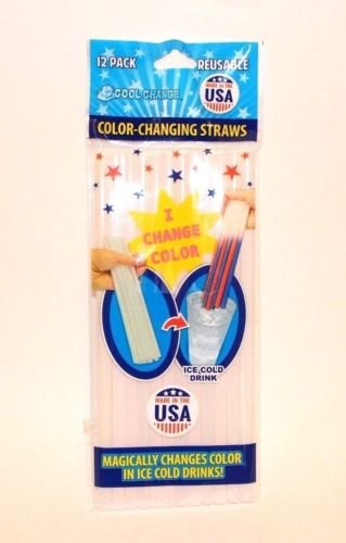 Cool Change Color Changing Straws for $<!--$2.00-->