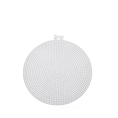 Plastic Canvas Shape Circle inches
