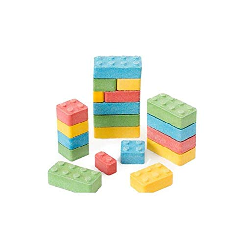 BUILDING Blox CANDY Blocks (1 pound bag)]()