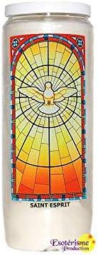 Dg-Exodif Neuvaine vitrail : Saint Esprit