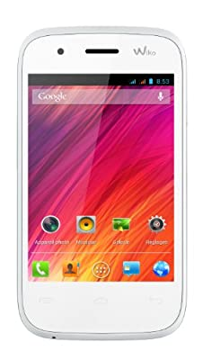 T�l�phone GSM WIKO OZZY BLANC 4GO